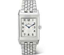 Reverso Classic Medium Thin Uhr Aus Edelstahl -
