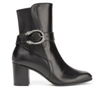 Dionysus Ankle Boots Aus Leder -