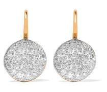 Sabbia Ohrringe Aus 18 Karat  Mit Diamanten