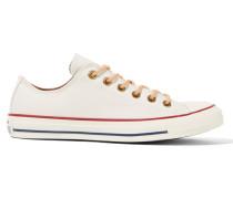 Chuck Taylor All Star Sneakers Aus Gepeachtem Canvas - Wollweiß