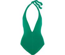 Les Essentiels Cachette Badeanzug Mit Neckholder - Tannengrün