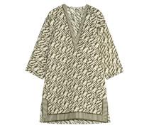 Marina Bedruckter Kaftan Aus Baumwolle -