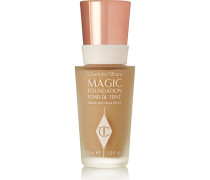 Magic Foundation Flawless Long-lasting Coverage Spf15 – Shade 6, 30 Ml – Foundation -