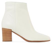 Blakely Ankle Boots Aus Strukturiertem Leder -