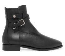 Mitchel Ankle Boots Aus Leder -