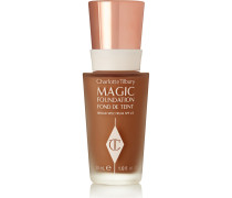 Magic Foundation Flawless Long-lasting Coverage Spf 15 – Shade 10, 30 Ml – Foundation - Braun