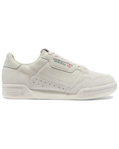 Continental 80 Sneakers aus Veloursleder und Lederbesatz
