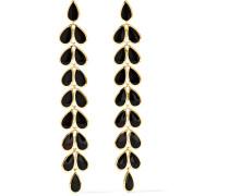 Rock Candy Ohrringe Aus 18 Karat  Mit Onyxen