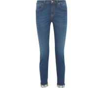 Moroe Hoch Sitzende Skinny Jeans -