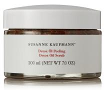 Detox Oil Scrub, 200 Ml – Körperpeeling