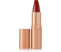 Matte Revolution Lipstick – Red Carpet Red – Lippenstift - Rot