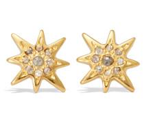 Verete Ohrringe mit Diamanten