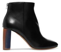 Cliffie Ankle Boots Aus Leder -