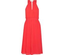 Hayden Kleid Aus Georgette Mit Kettendetail -