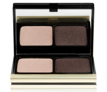 The Eyeshadow Duo – Soft Gold Lamé/ Smoky Brown No. 207 – Lidschattenduo -