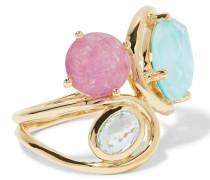 Rock Candy® Squiggle Ring Aus 18 Karat  Mit Mehreren Steinen
