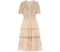 Jet Frill Verziertes Kleid Aus Tüll Mit Rüschen -