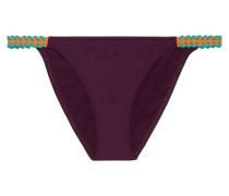 Cordoba Pampa Bikini-höschen Mit überwendlichstich -