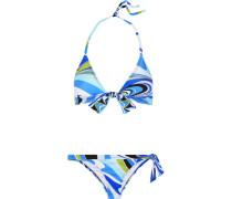 Libellula Bedruckter Triangel-bikini -
