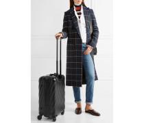 International Carry-on Koffer Aus Aluminium - Schwarz