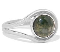 Lasso Ring Aus Silber Mit Einem Achat