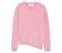 Asymmetrischer Pullover Aus Einer Woll-kaschmirmischung -
