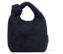 Knot Mini Tote Aus Shearling -