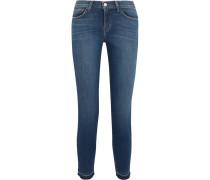Laguna Hoch Sitzende Skinny Jeans -