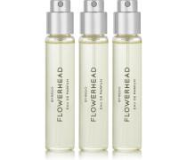 Flowerhead – Engelwurzsamen & Sizilianische Zitrone, 3 X 12 Ml – Set Aus Eaux De Parfum