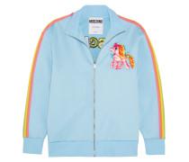 + My Little Pony Sweatshirt Aus Jersey Aus Einer Baumwollmischung Mit Stickerei -