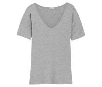 T-Shirt aus einer Mischung aus Supima®-Baumwolle und MicroModal®