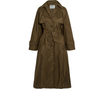 Trenchcoat Aus Shell -