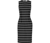 Bedrucktes Kleid Aus Stretch-baumwolle -