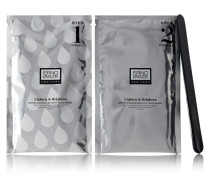 White Marble Bright Face Powder Mask – 4 Stück – Gesichtsmaske -