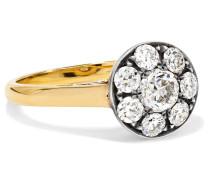 Collection Ring aus 18 karat  mit Diamanten