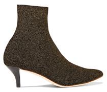 Kassidy Sock Boots aus Stretch-strick