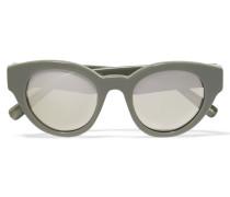 Payton Sonnenbrille Mit Cat-eye-rahmen Aus Azetat -