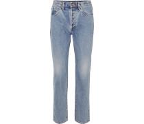 Benefit Hoch Sitzende Jeans mit Geradem Bein -
