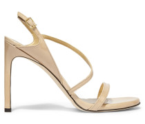 Sensual Sandalen Aus Lackleder