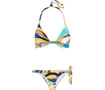 Fiore Maya Bedruckter Triangel-bikini -