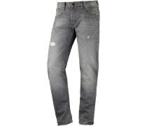 Daren Slim Fit Jeans Herren, Grau