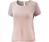 Laura T-Shirt Damen, rosa