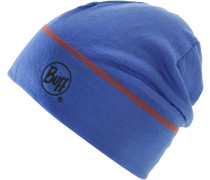 Beanie, Solid Blue Ink