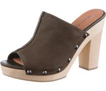 Sandalen Damen, grau