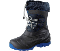 Snowpacker Stiefel, night blue