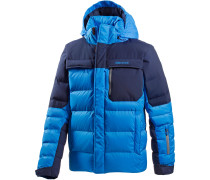 Shadow Daunenjacke Herren, Clear blue/arctic