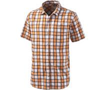 Ranger Kurzarmhemd Herren, orange