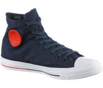Shield Canvas Sneaker Herren, blau