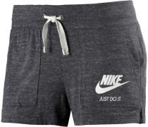 Gym Vintage Shorts Damen, grau