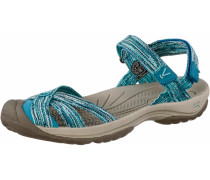 Bali Strap Outdoorsandalen Damen, blau